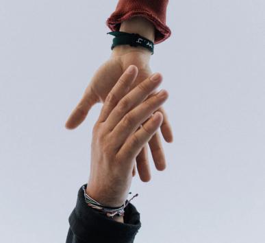 Shaking Hands 02